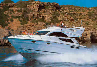 Charter motorboat Fairline Phantom 40 in Sibenik - Sibenik