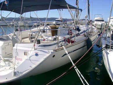 Rental sailboat Bavaria 44 cruiser in Trogir - Split