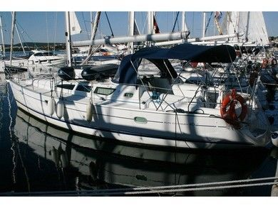 Rental sailboat Sun Odyssey 40.3 in Seget Donji - Split