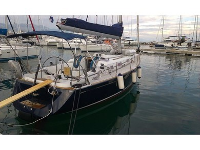 Charter sailboat Grand Soleil 40 in Split - Split