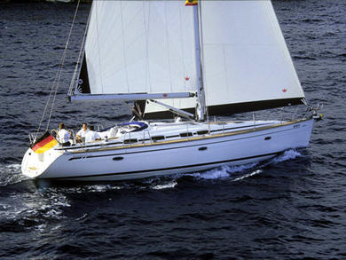 Charter sailboat Bavaria 46 Cruiser in Kos - Cyclades Islands (Southern Aegean)