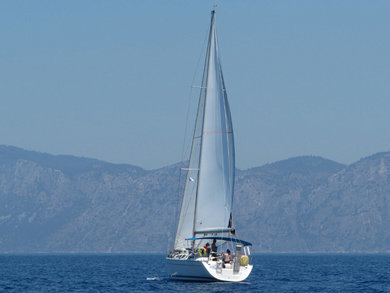 Rental sailboat Sun Odyssey 43  in Fethiye - Mugla