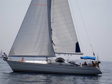 Rental sailboat Bavaria 47 in Fethiye - Mugla