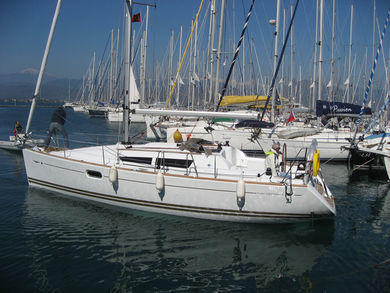 Hire sailboat Sun Odyssey 36i in Orhaniye - Mugla