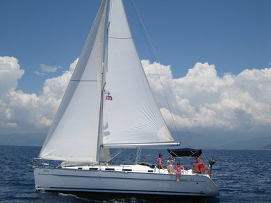Charter sailboat Cyclades 39.3 in Orhaniye - Mugla
