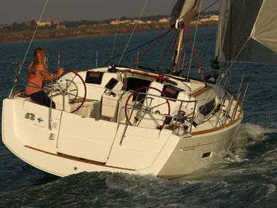 Hire sailboat Sun Odyssey 379 in Fethiye - Mugla