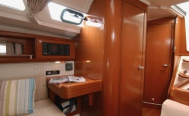 Charter sailboat Beneteau - Oceanis 34 in Lavrion - Attica