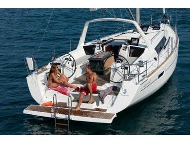 Charter sailboat Oceanis 41.1 in Kos - Cyclades Islands (Southern Aegean)