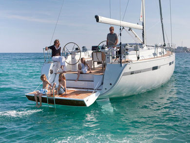 Hire sailboat Bavaria Cruiser 45 in Seget Donji - Split