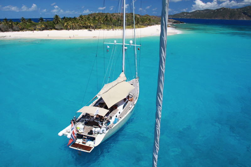Inspiration for yachts charter in Caribbean