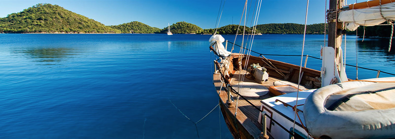Inspiration for yachts charter in Croatia