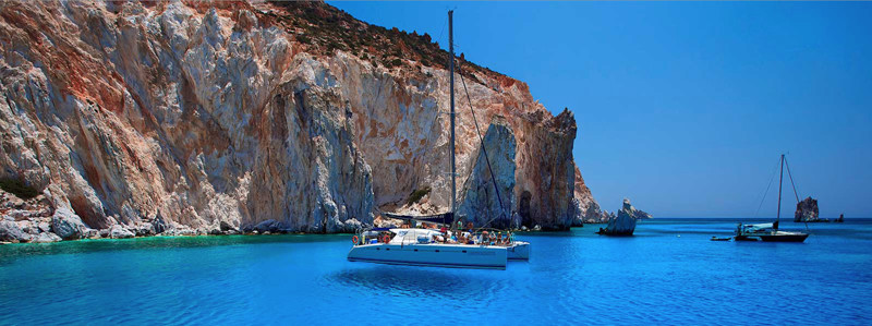 Inspiration for yachts charter in Greece