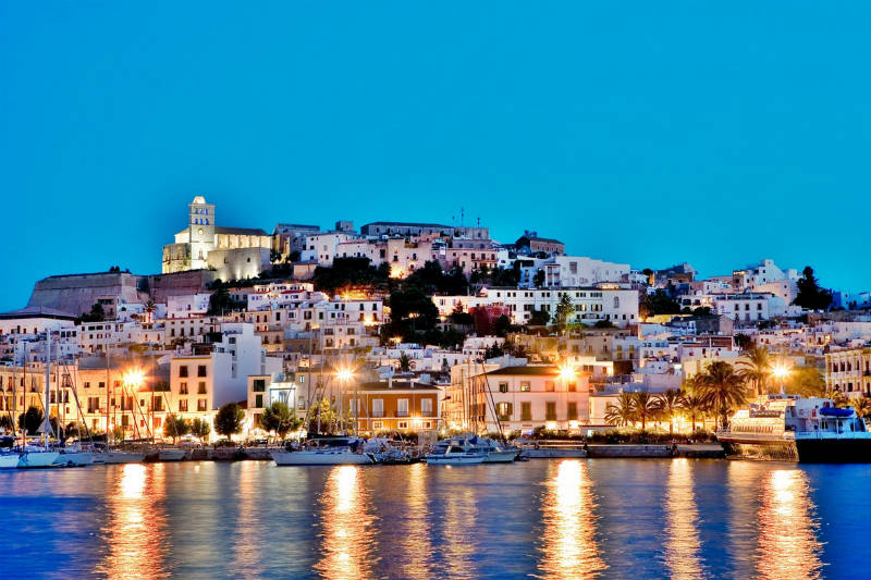 Inspiration for yachts charter in Ibiza